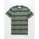 HUF x Woodstock Bethel Mens T-Shirt
