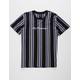 HUF Huf Script Mens T-Shirt