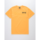 SANTA CRUZ Rippling Gold Mens T-Shirt