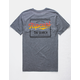 RIP CURL Search And Enjoy Mens T-Shirt