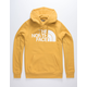 THE NORTH FACE Half Dome Gold Mens Hoodie
