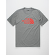 THE NORTH FACE Half Dome Heather Mens T-Shirt