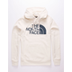 THE NORTH FACE Half Dome Vintage White & Blue Mens Hoodie
