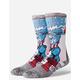 STANCE Captain America Comic Mens Crew Socks