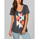 VOLCOM Golden Eye Womens Tee