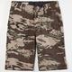 VOLCOM Camo Stone Boys Slim Shorts