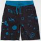 RVCA VA XO Boys Boardshorts