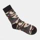 TRUKFIT Camo Mens Crew Socks