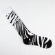 TRUKFIT Zebra Mens Crew Socks