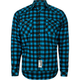 TRUKFIT Woven Mens Flannel Shirt