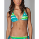 VITAMIN A Pacific Reversible Bikini Top