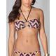 VITAMIN A Rainbow Ikat Bikini Top