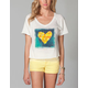 BILLABONG My Heart Melted Womens Tee