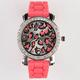 Leopard Dial Watch