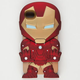 Marvel Chara-Covers Iron Man iPhone 4/4S Case