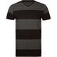 STRAIGHT FADED Charlie Mens T-Shirt