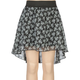 FULL TILT Hi Low Floral Girls Skirt