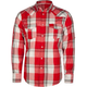 STRAIGHT FADED Frost Mens Shirt