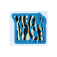 YEA.NICE Zebra Sticker