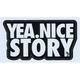 YEA.NICE Story Sticker
