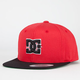 DC SHOES Snappy Boys Snapback Hat