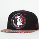 ZEPHYR Florida State Animal Style Mens Snapback Hat