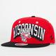 ZEPHYR Wisconsin Blockbuster Mens Snapback Hat