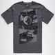 VOLCOM Strip Down Mens T-Shirt