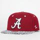 ZEPHYR Alabama Animal Style Mens Snapback Hat