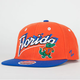 ZEPHYR Florida Shadow Script Mens Snapback Hat
