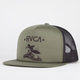 RVCA Aloha Assault Mens Trucker Hat