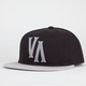 RVCA Outfield Mens Snapback Hat