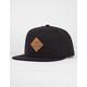 RVCA Delux Mens Snapback Hat