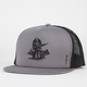RVCA Shooting Hula Mens Trucker Hat