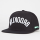 MIGHTY HEALTHY Brooklyn Mens Snapback Hat