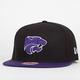 NEW ERA 2 Tone Kansas State Mens Snapback Hat