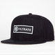 FILTRATE Flat Snappy Mens Snapback Hat