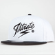 FILTRATE Snappy Signature Mens Snapback Hat