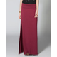 FULL TILT Double Slit Maxi Skirt