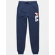 FILA Classic Logo Navy Boys Jogger Pants