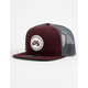 NIKE SB Pro Cap Patch Burgundy Mens Trucker Hat