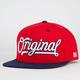KR3W Original 3 Starter Mens Snapback Hat