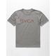 RVCA Big RVCA Gray Boys T-Shirt