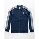 ADIDAS Superstar Navy Boys Track Jacket
