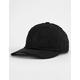ADIDAS Originals Relaxed Deboss Black Mens Strapback Hat