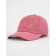 ADIDAS Originals Relaxed Deboss Trace Maroon Womens Strapback Hat