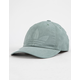 ADIDAS Originals Relaxed Deboss Raw Green Womens Strapback Hat