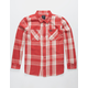 RVCA Wanted Boys Flannel Shirt