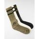 NIKE SB 3 Pack Dri-FIT Green Mens Crew Socks