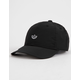 ADIDAS Originals Relaxed Nylon Black Womens Strapback Hat